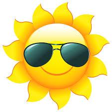 The Sun - clipart