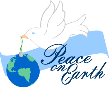 Peace On Earth. Luke 2:14