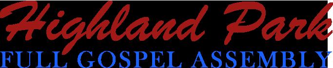 Highland Park Full Gospel Assembly logo