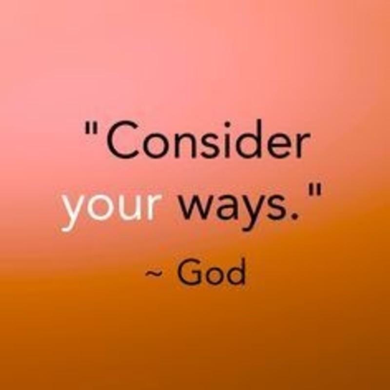 Consider Your Ways_Haggai